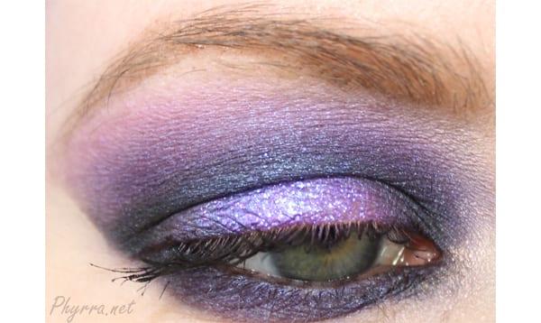 Pretty Purple Tutorial