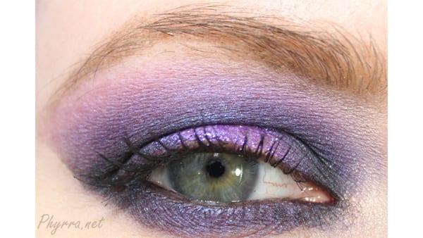 Purple Tutorial featuring Urban Decay, Sugarpill and Colour Pop Cosmetics