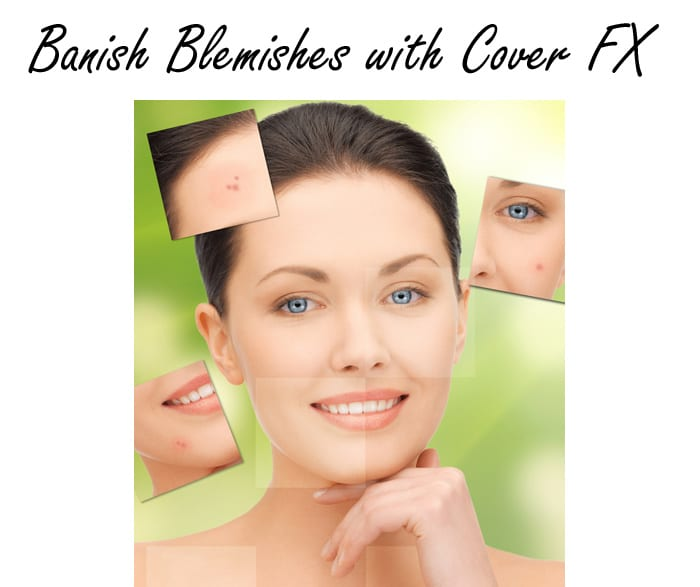 Banish Blemishes with Cover FX