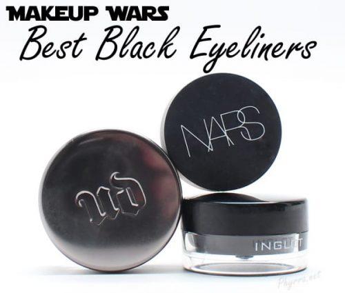 Makeup Wars Best Black Eyeliners