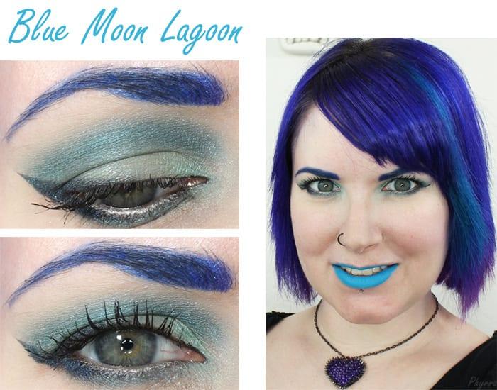 Blue Moon Lagoon Look