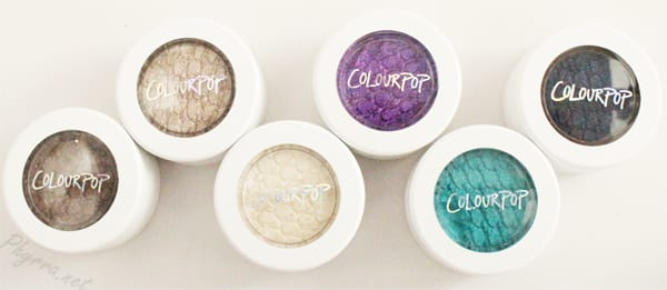 Colour Pop Review, Swatches, Video