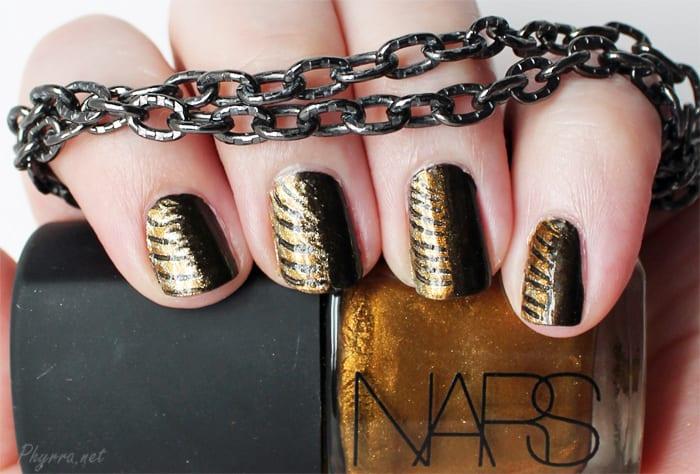Insidious, with Desperado and Milos stripes