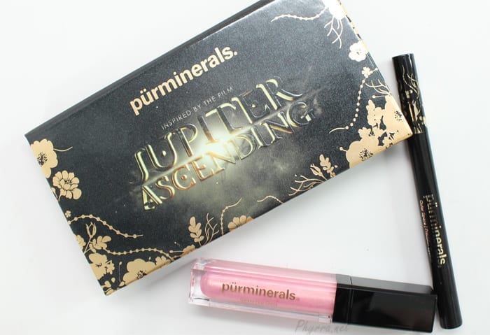 Pur Minerals Jupiter Ascending Collection and Giveaway