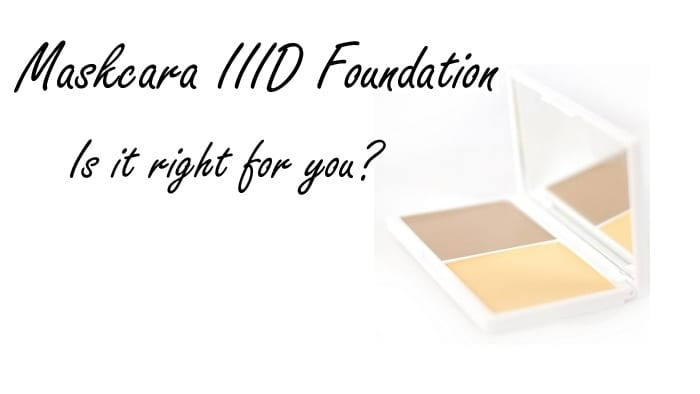 Maskcara IIID Light Foundation Review and Swatches