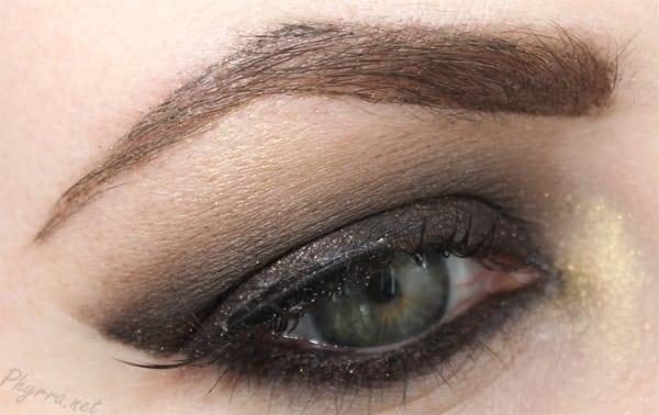 NARS NARSissist Smokey Eye tutorial