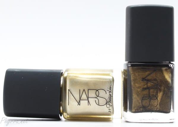 NARS 3.1 Phillip Lim Gold Viper, Insidious
