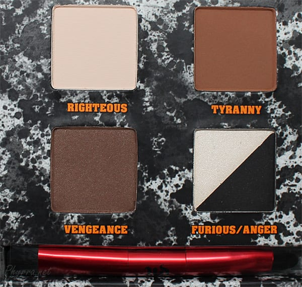 Urban Decay Pulp Fiction Palette