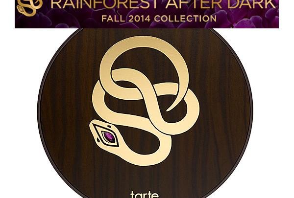 tarte Rainforest After Dark Fall 2014
