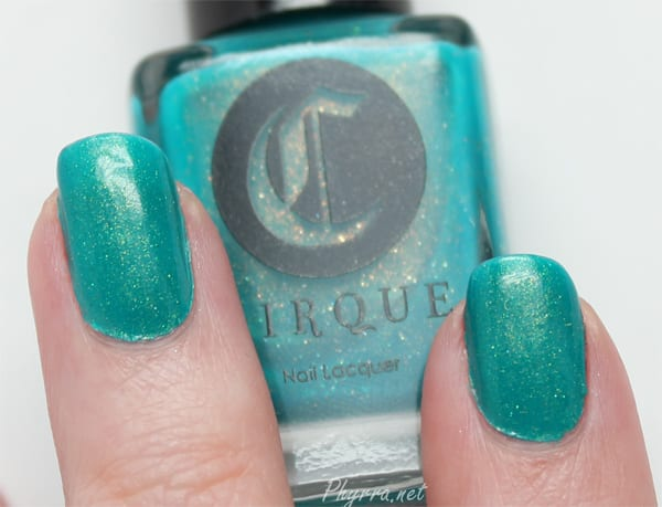 Cirque Thicker Than Water Swatch Review