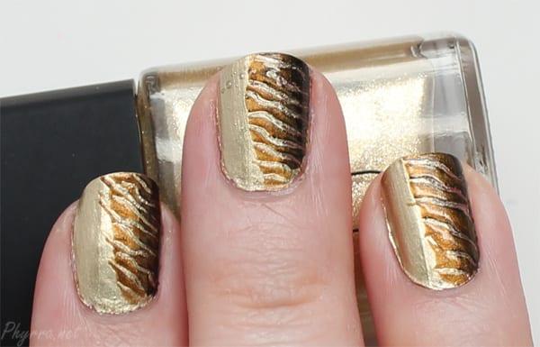 Gold Viper Base, Desperado and Insidious Stripes