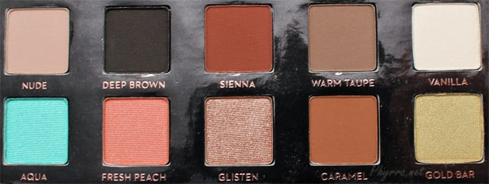 Anastasia Beverly Hills Maya Mia Palette Review, Video, Swatches, Comparison, Tutorial