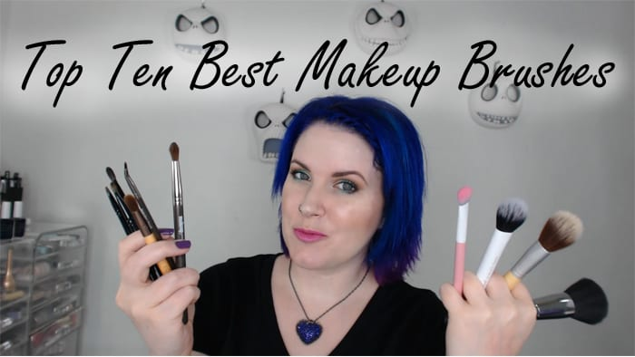 Top Ten Best Cruelty Free Makeup Brushes