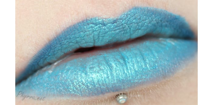 Limnit Lipsticks Bewitching Hour and Freestyle