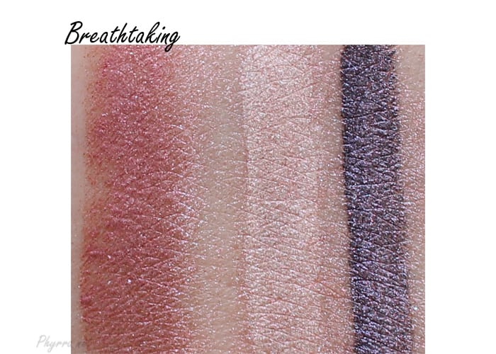 Fyrinnae Breathtaking Swatches Review Video