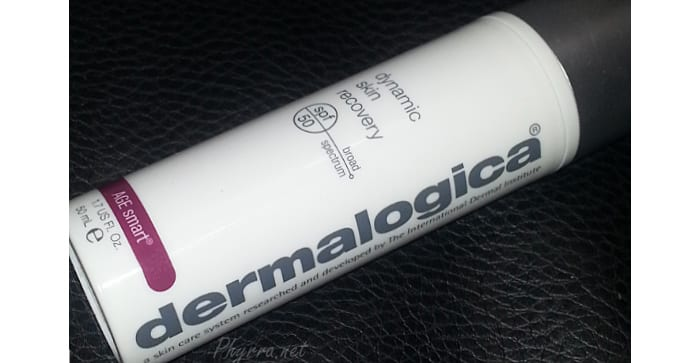 Dermalogica Dynamic Skin Recovery SPF50 Review