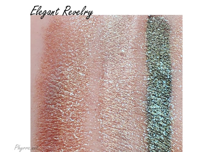 Fyrinnae Elegant Revelry Swatches Review Video