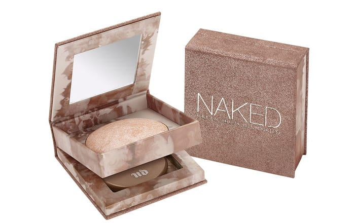 Urban Decay Vegan Naked Illuminated Shimmering Powder For Face And Body