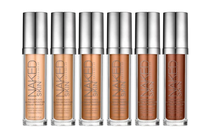 Urban Decay Naked Skin Weightless Ultra Definition Liquid Makeup Foundation