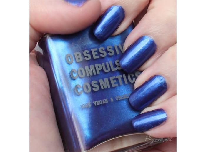 Obsessive Compulsive Cosmetics Technopagan