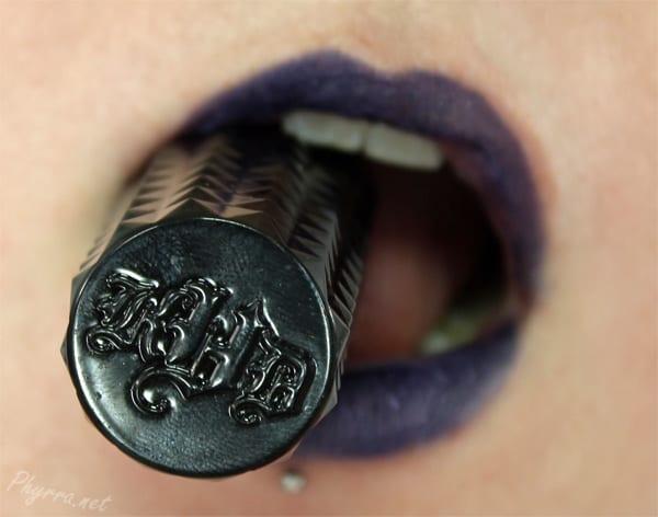 Kat Von D Studded Kiss Lipstick in Poe
