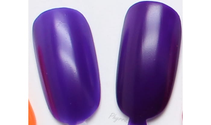 Super Black Lacquers Purple - Orly Saturated