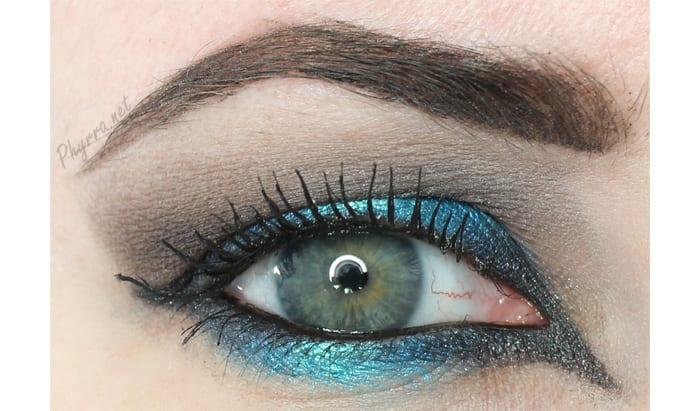 Sugarpill Makeup tutorial