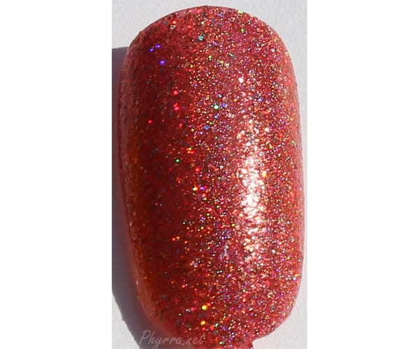 Literary Lacquers Strong Steady Hand Swatch