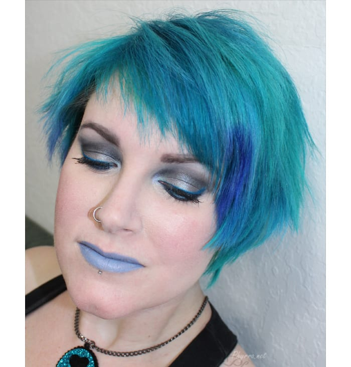 Wearing Sugarpill Tako, Bulletproof, Lumi and Afterparty. See the tutorial