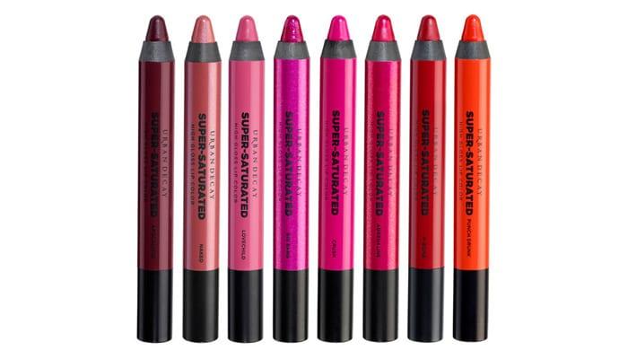 Urban Decay Vegan Super-Saturated High Gloss Lip Colors