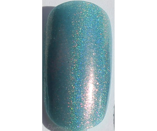 Literary Lacquers Swallowed Up in the Blue Swatch