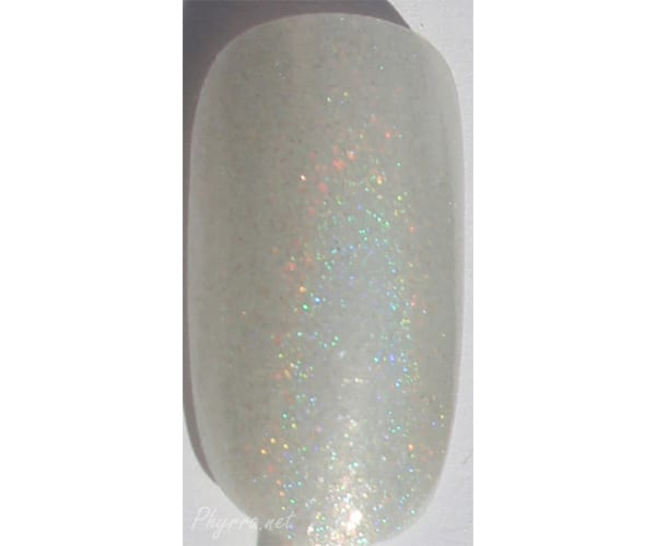 Literary Lacquers Tesseract Swatch