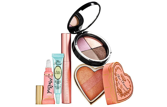 Too Faced I'll Stop The World & Melt With You Fall 2014 Full Face Collection Kit