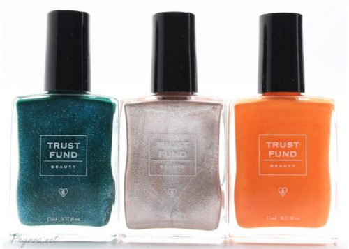 Trust Fund Beauty Nail Polish Review