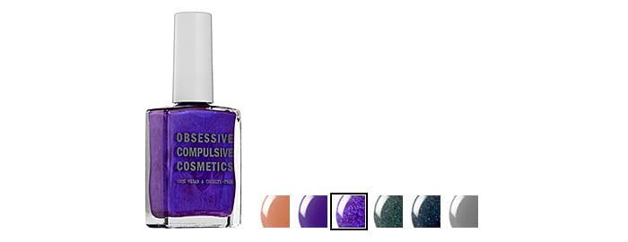 Obsessive Compulsive Cosmetics Unknown Pleasures Nail Polish