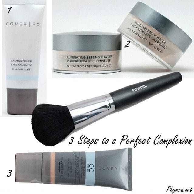 3 Steps to Perfect Complexion