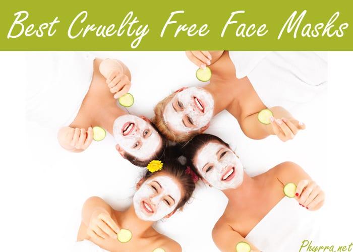 Best Cruelty Free Face Masks