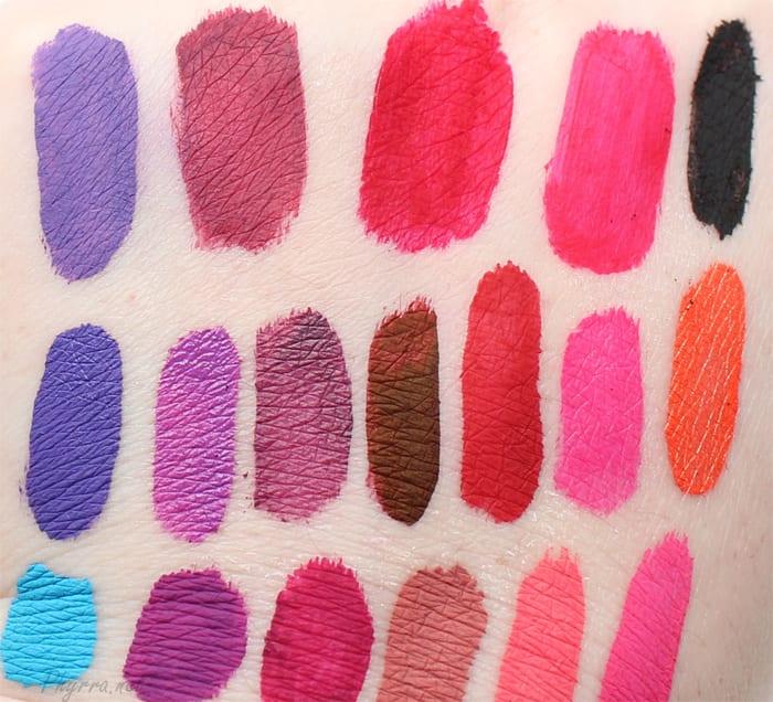 Dose of Colors Comparisons