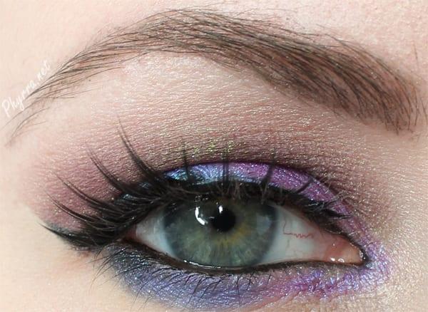 Darling Girl Purple Eyeshadow Tutorial
