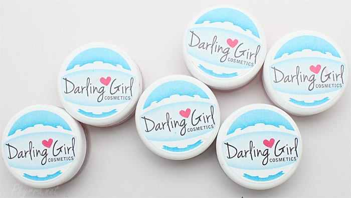 Darling Girl Blushes