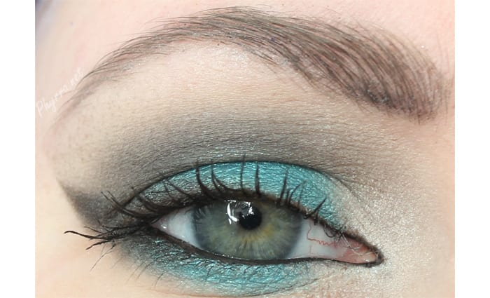 Urban Decay Electric and Pulp Fiction Palette Tutorial