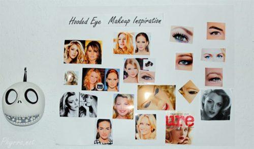 Hooded Eye Makeup Inspiration