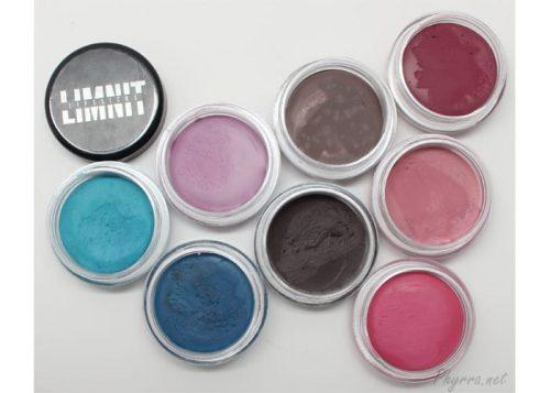 Limnit Lipsticks Review