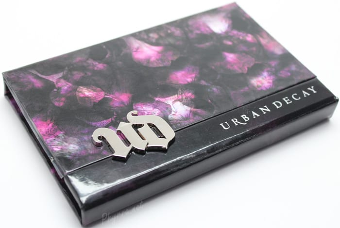 Urban Decay Shadow Box Review Video Swatches