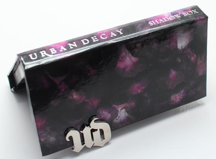 Urban Decay Shadow Box Review