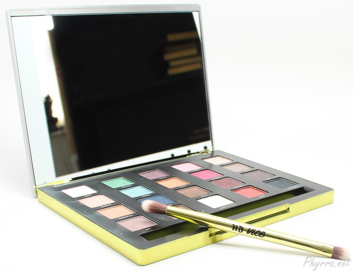 Urban Decay Vice 3 Video Review