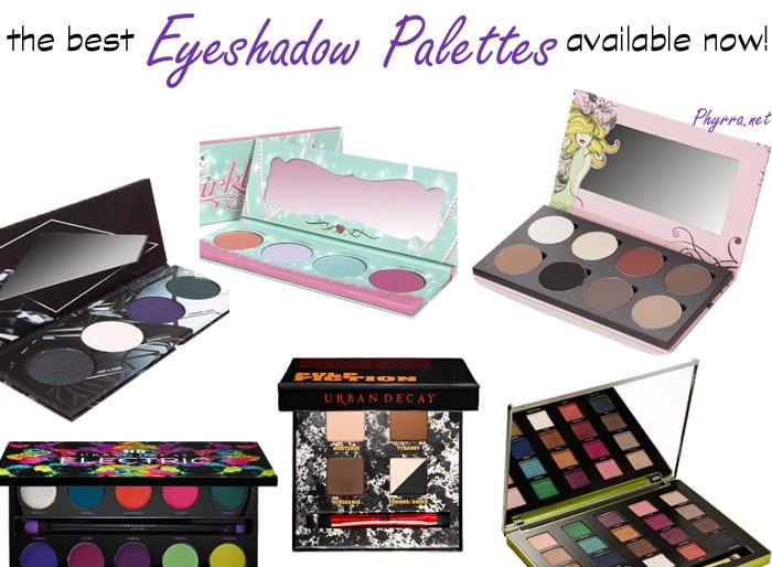Best Cruelty Free Eyeshadow Palettes