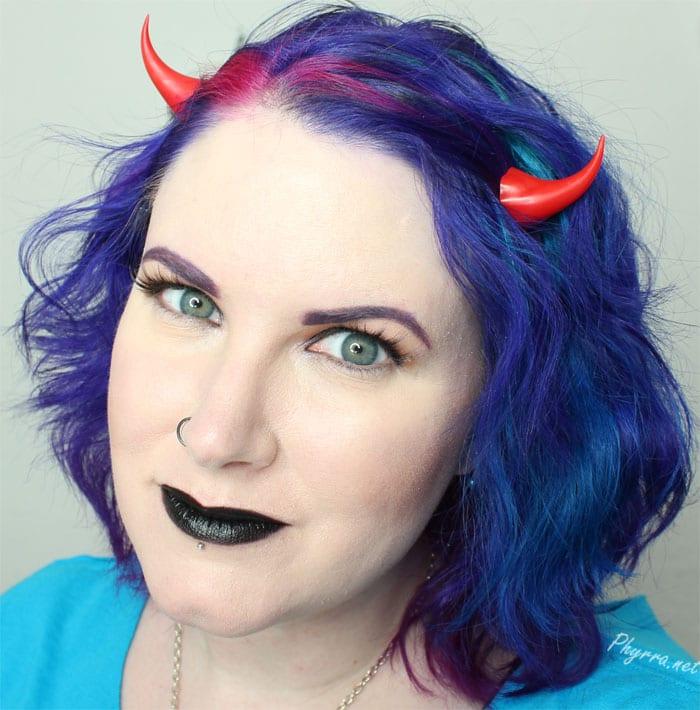 Wearing Colour Pop Bull Chic Lippie Stix