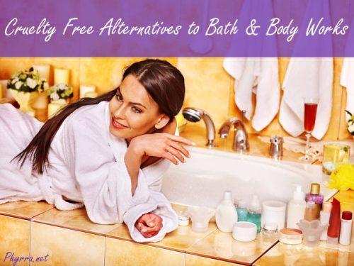 Cruelty Free Alternatives to Bath and Body Works