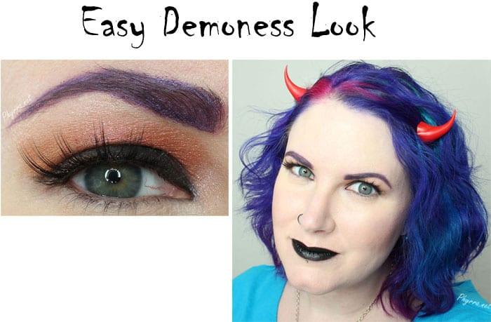 Easy Demoness Look